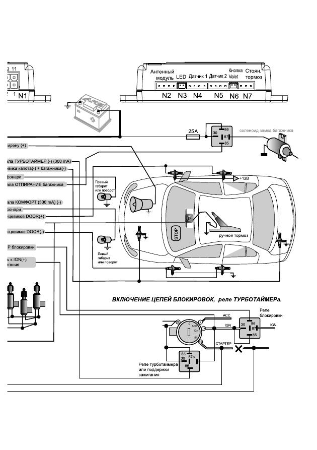 29. Схема включения PHI 310