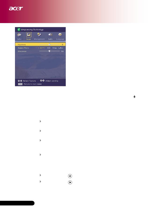 Страница 35/35] мануал: проектор acer ph110.