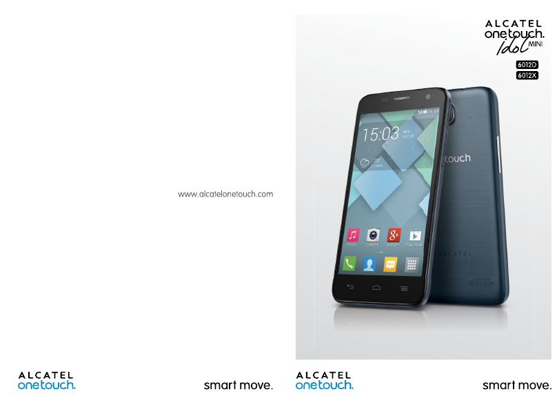 Скачать приложения для alcatel one touch 6012x