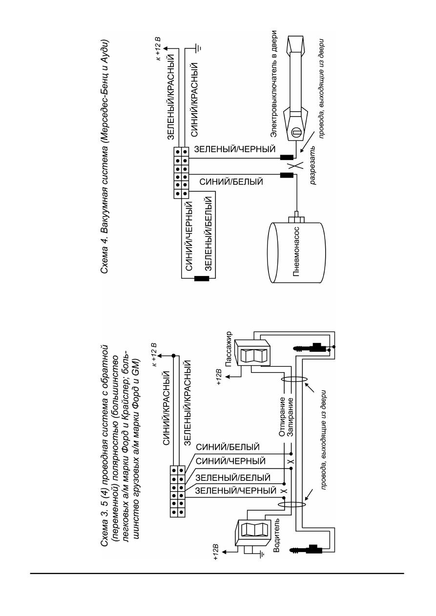 alligator d810 схема подключение