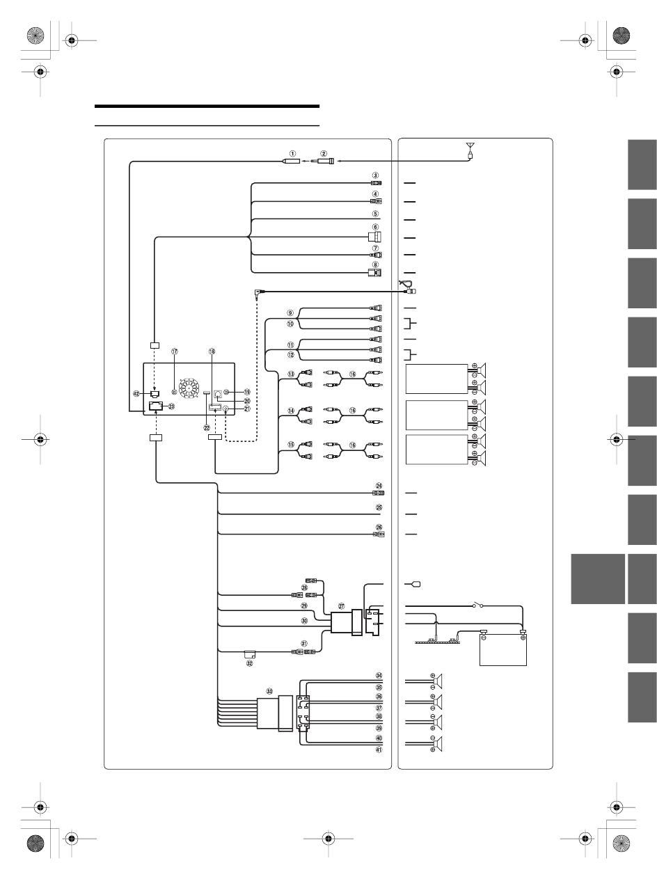 схема alpine cdm