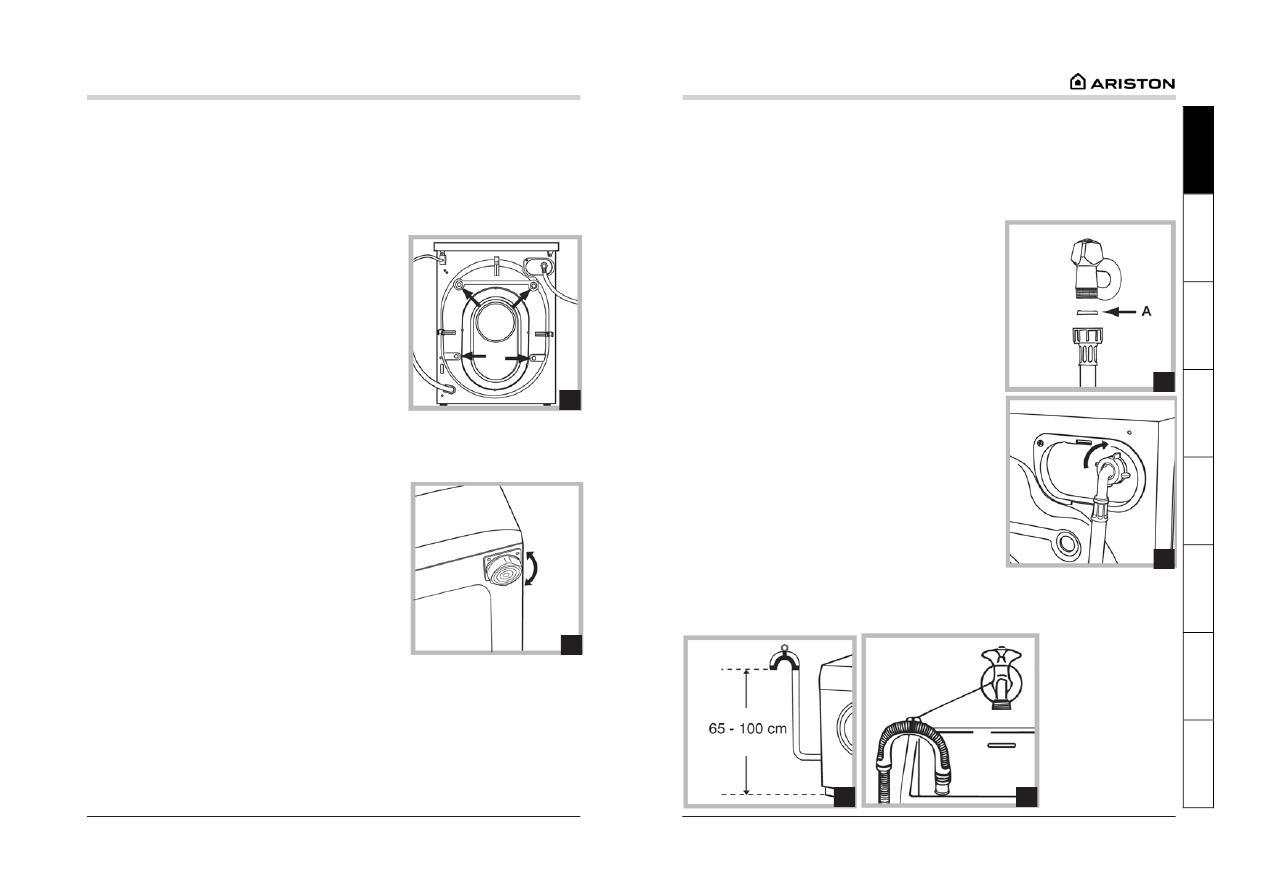 инструкция аристон стиральная машина avl 105