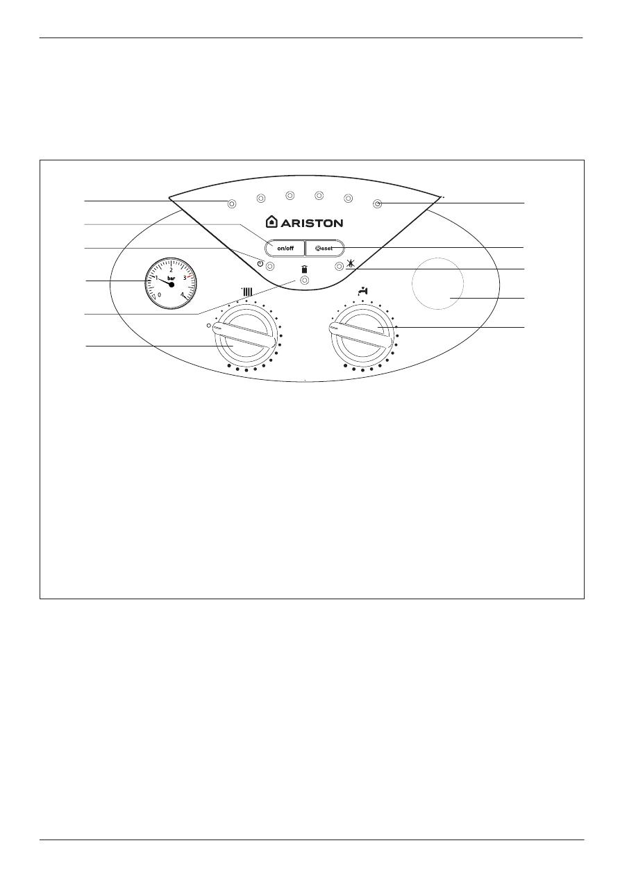 Ariston bs 24 cf citylink for Ariston bs ii 24 ff manuale