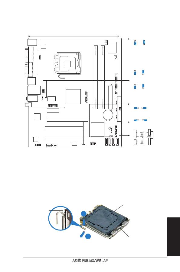 ASUS P5B-MX/WiFi-AP