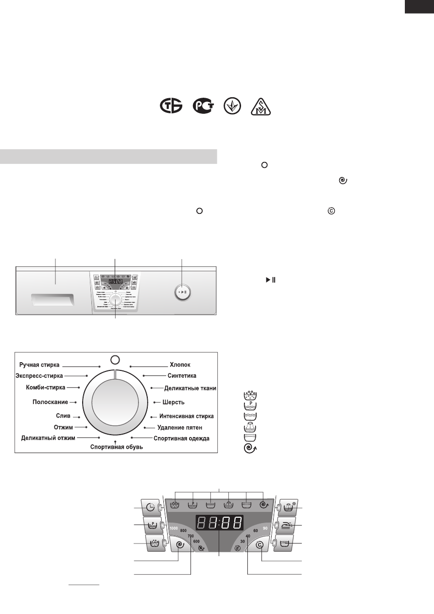 Стиральная машина атлант 1040т инструкция читать