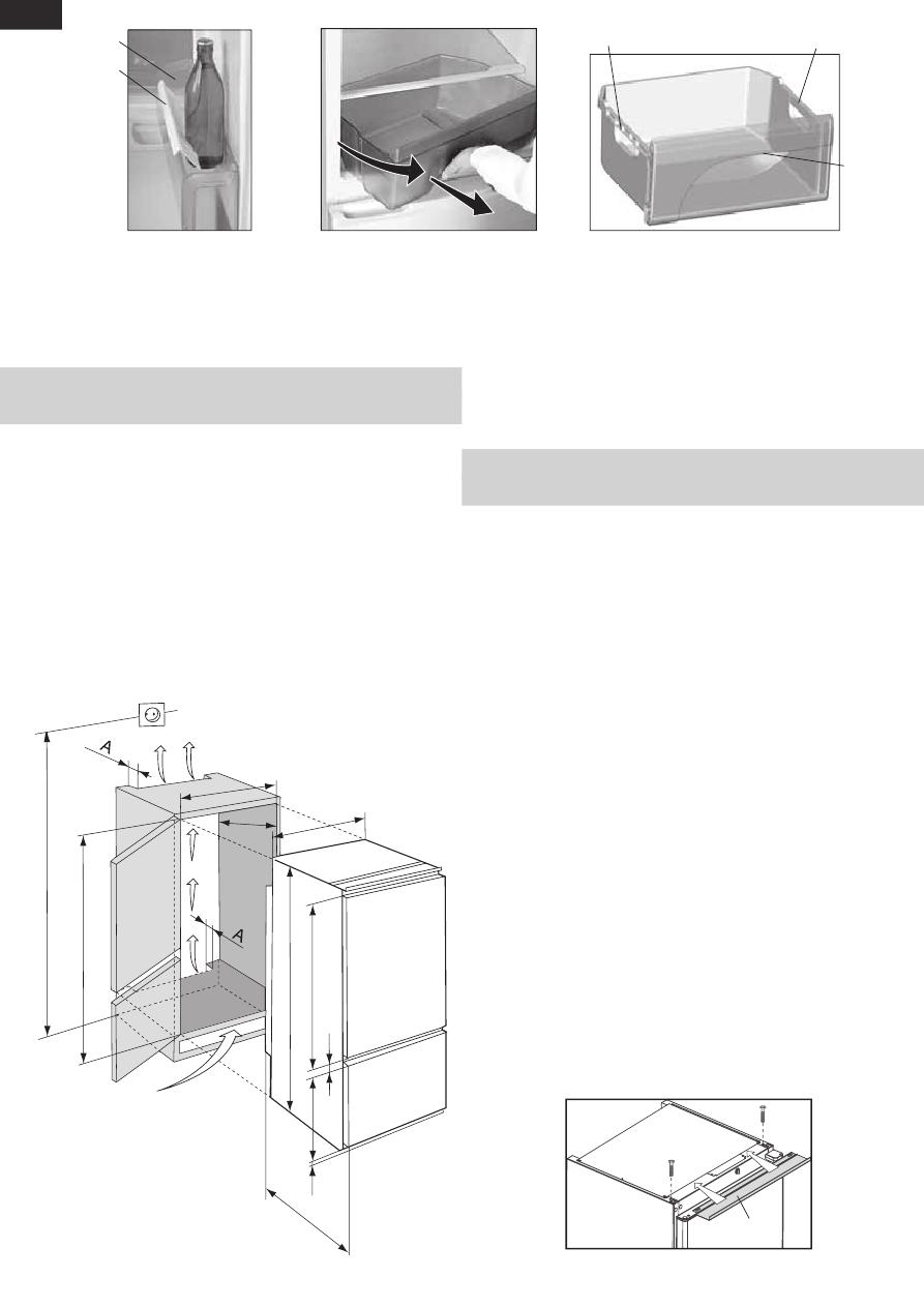 схема холодильник ariston инструкция