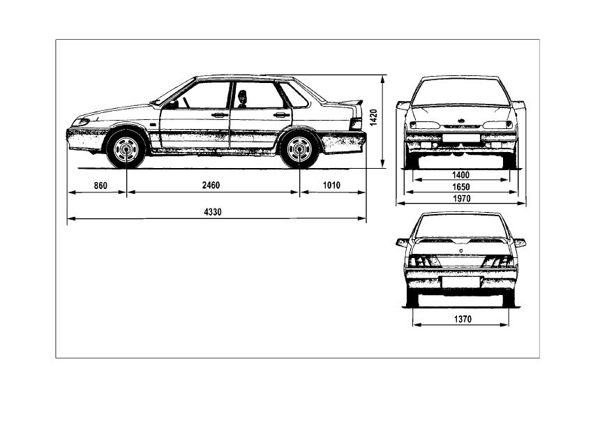 Инструкция к автомобилю ваз 2114