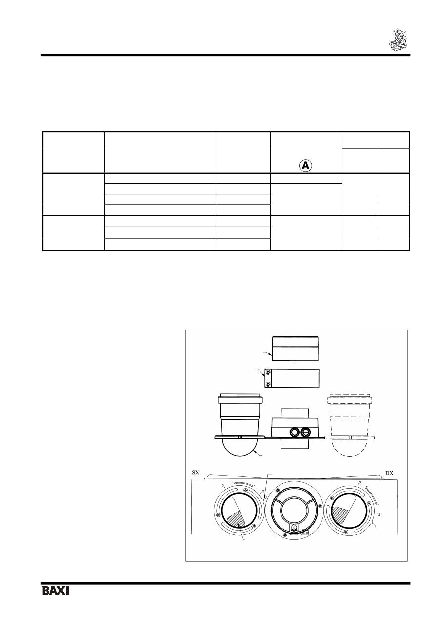 20 48 baxi for Manuale termostato luna in 20 fi