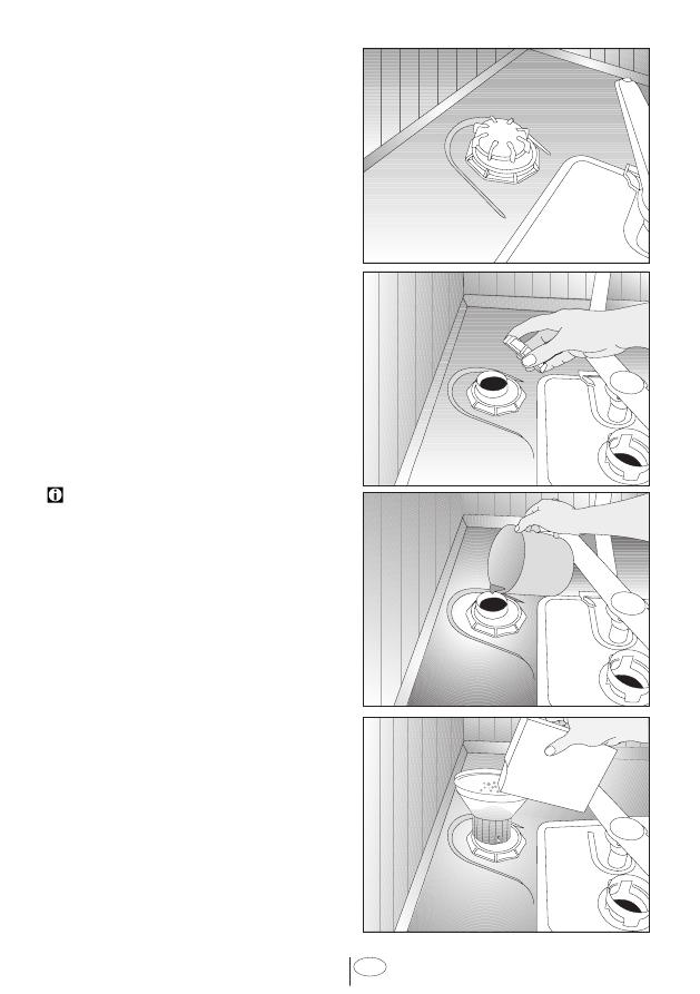 инструкция к посудомоечной машине аристон Kls 45 - фото 9