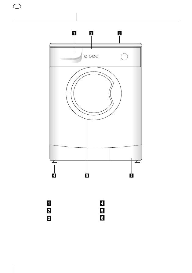 Инструкция Веко Wke 13560 D - фото 4