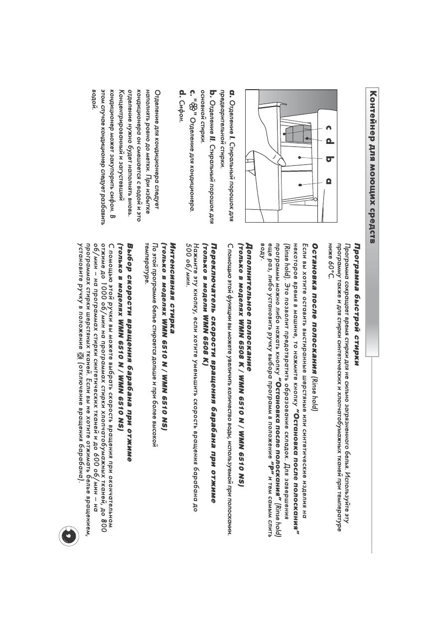 Инструкция beko wmn 6506 d