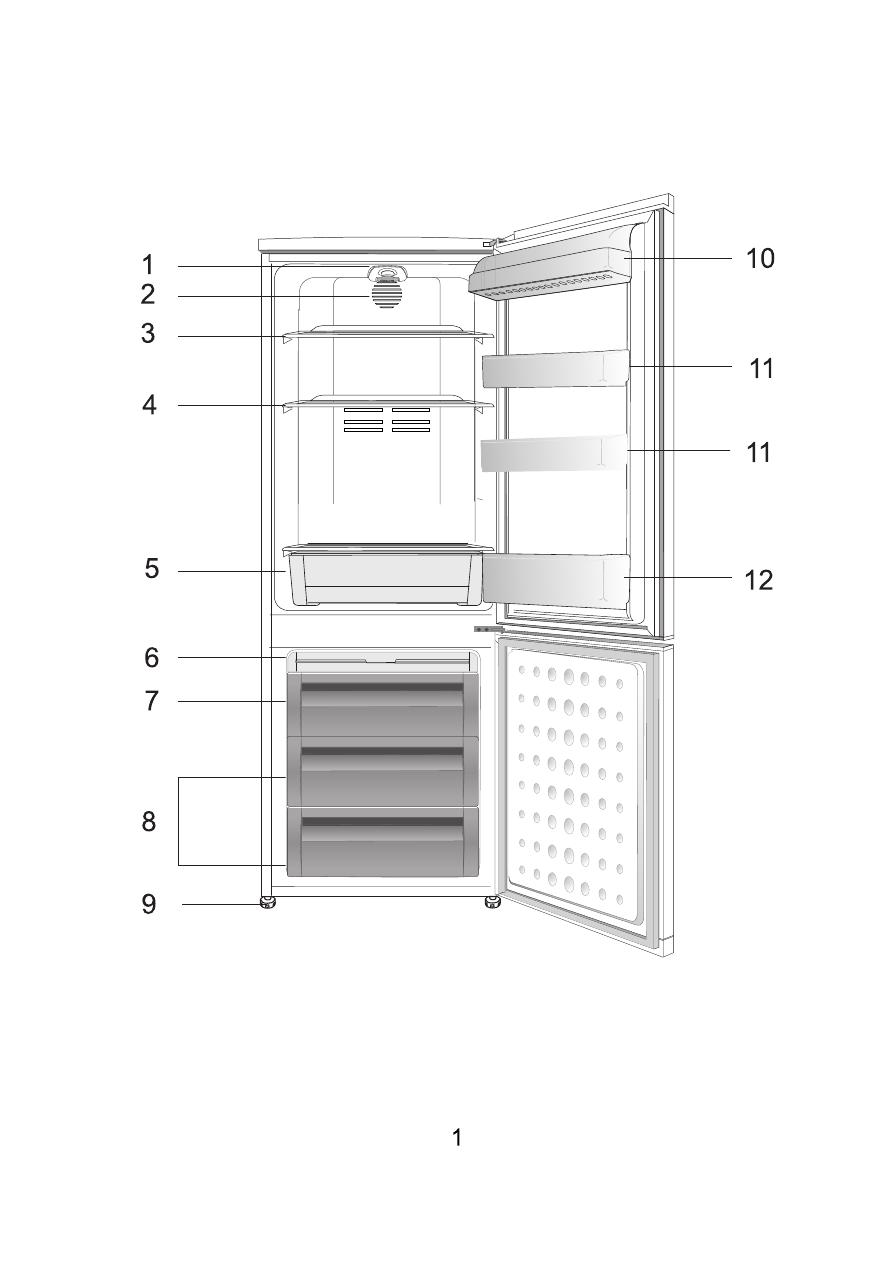 Холодильник веко инструкция 329220