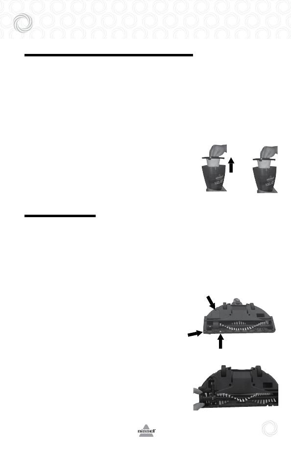 Инструкция по эксплуатации пылесос bissell