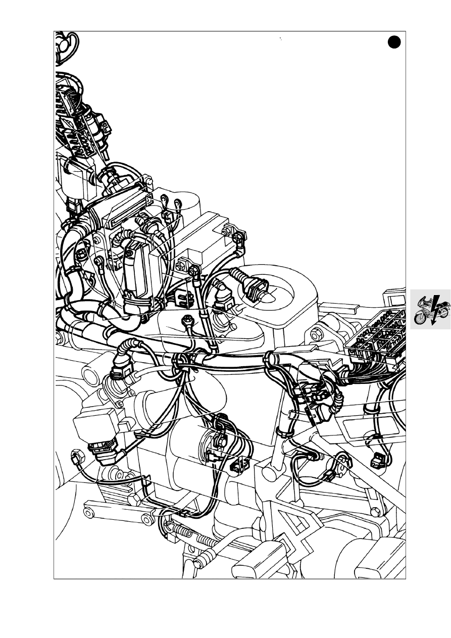 430 464 Bmw R850 1100r 2000 R 1100 Gs Electrical Circuit Diagrams Background Image