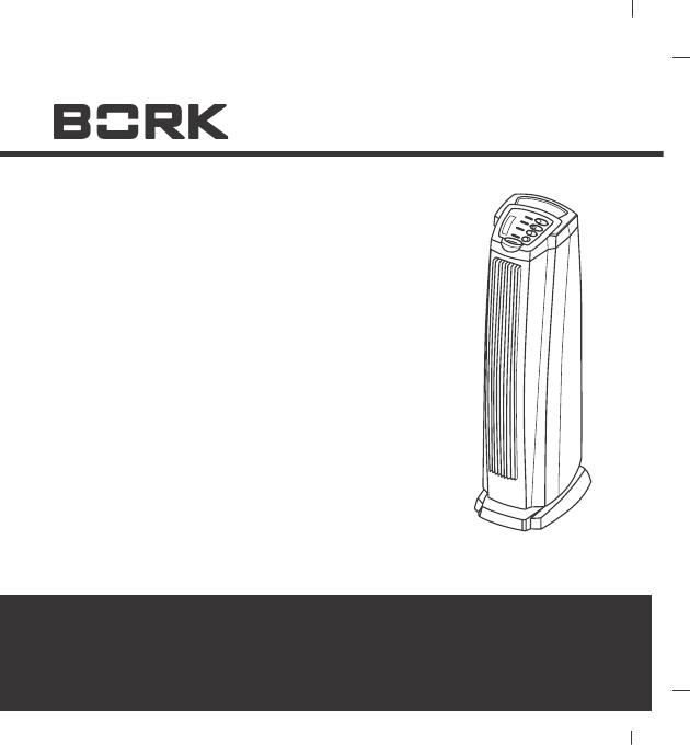 Bork ch bre 2618 инструкция скачать