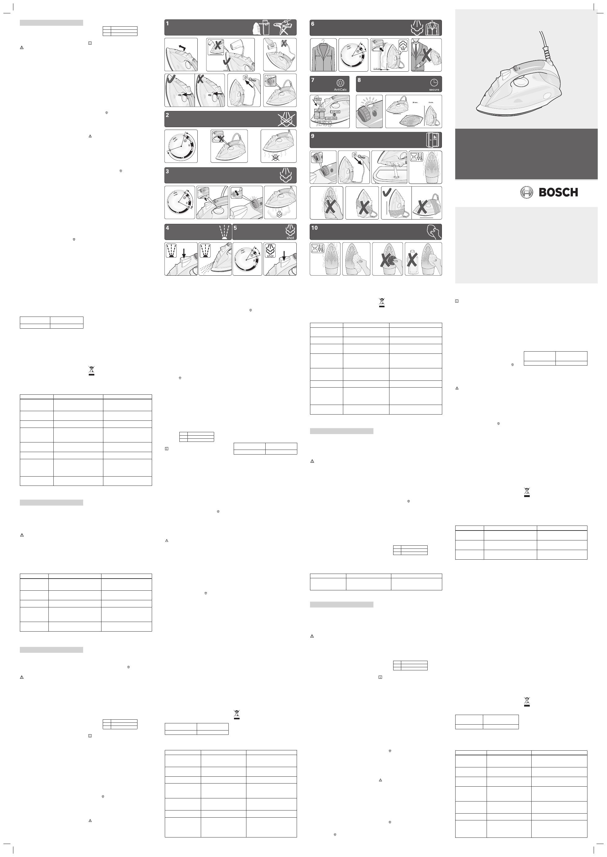 Bosch Tds 1217 инструкция