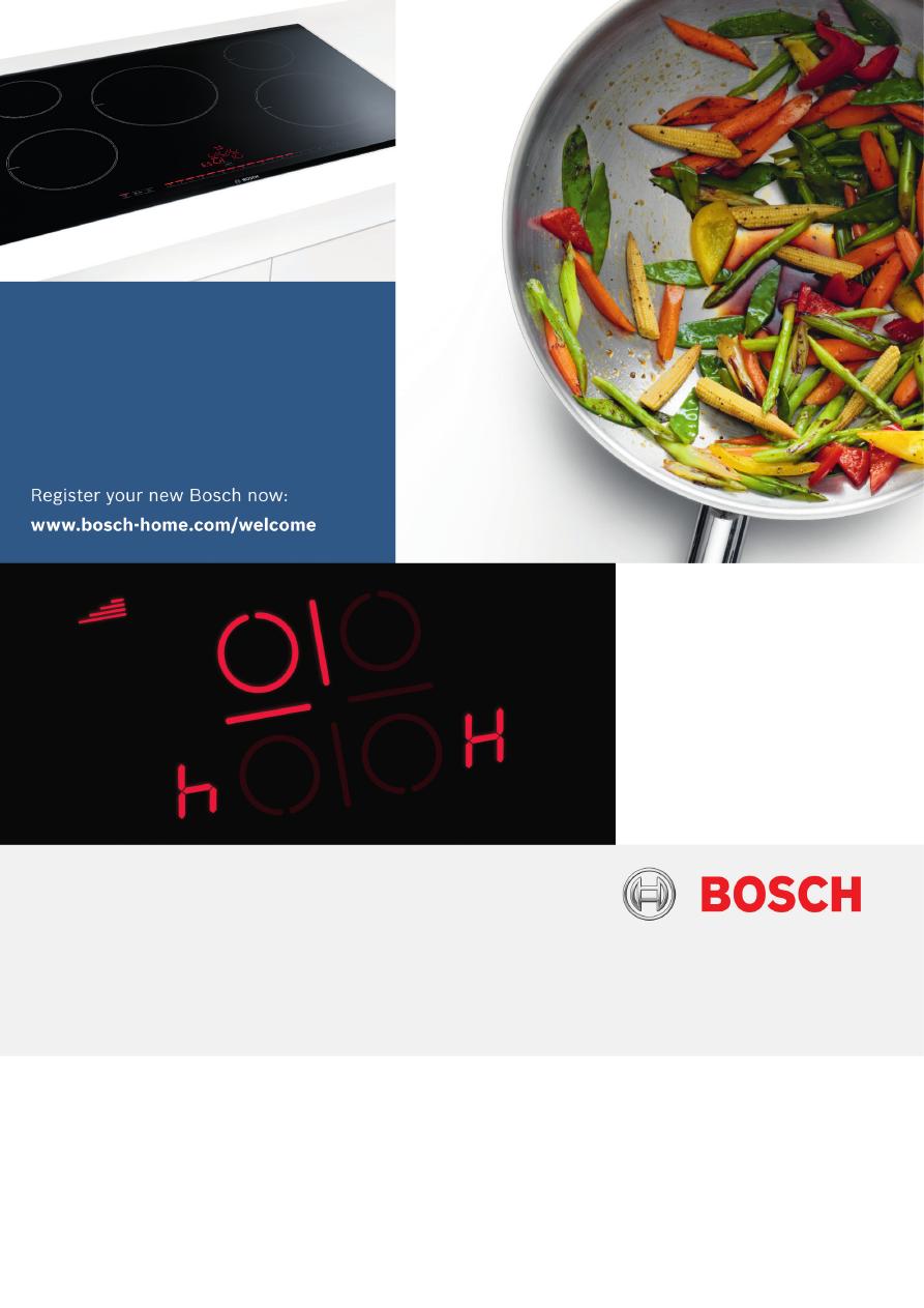 Инструкция bosch pib672e14e