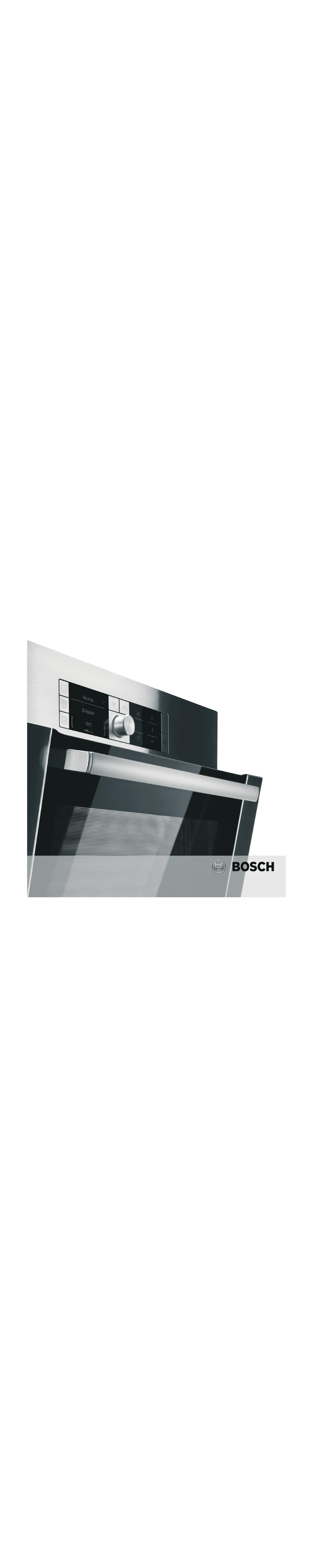 Bosch hba63b251 manuals.