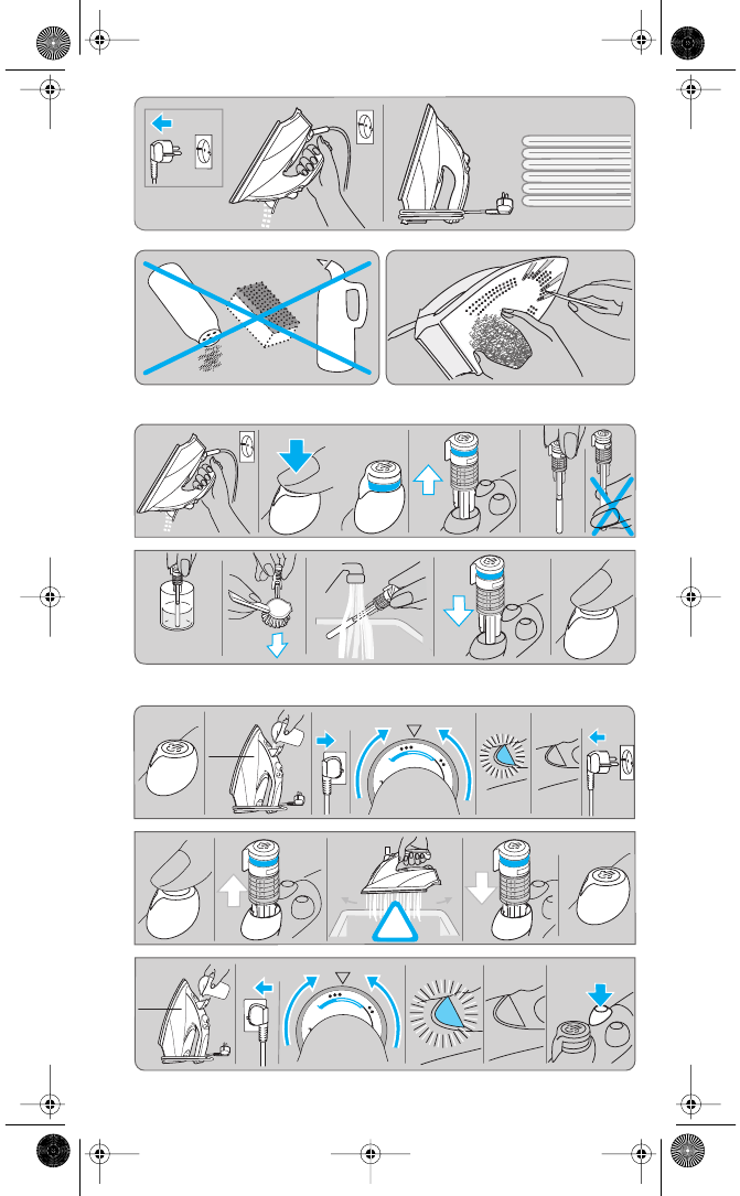 утюг braun texstyle 5 инструкция