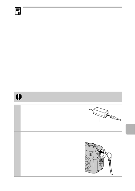 Canon Powershot A460 инструкция