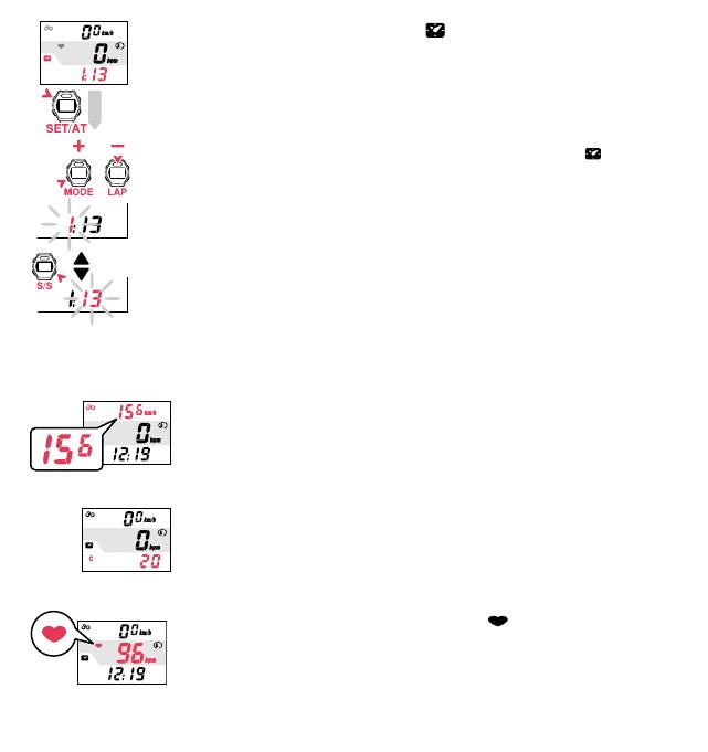 инструкция к велокомпьютеру Cateye 8 - фото 11