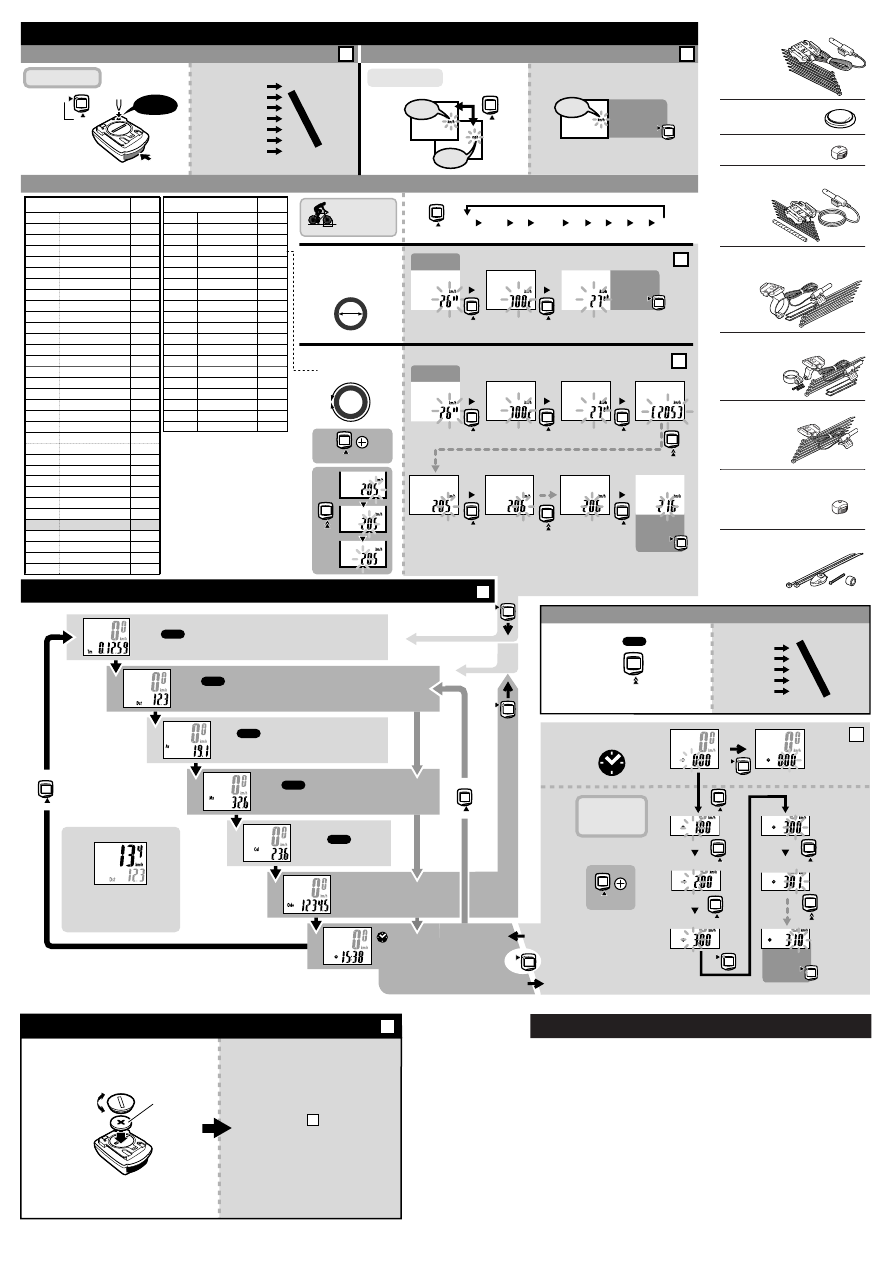 Cateye velo 5 manual