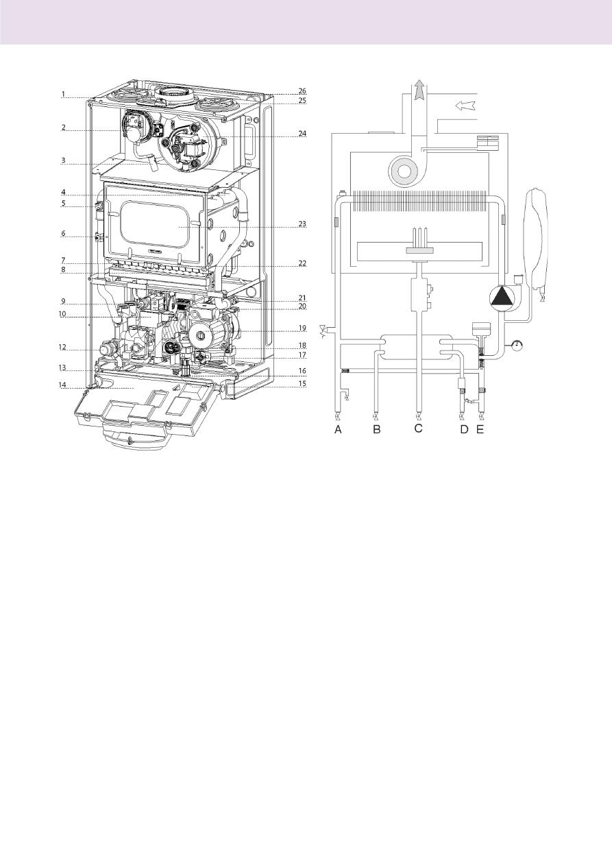 ff-дымоход схема монтаж
