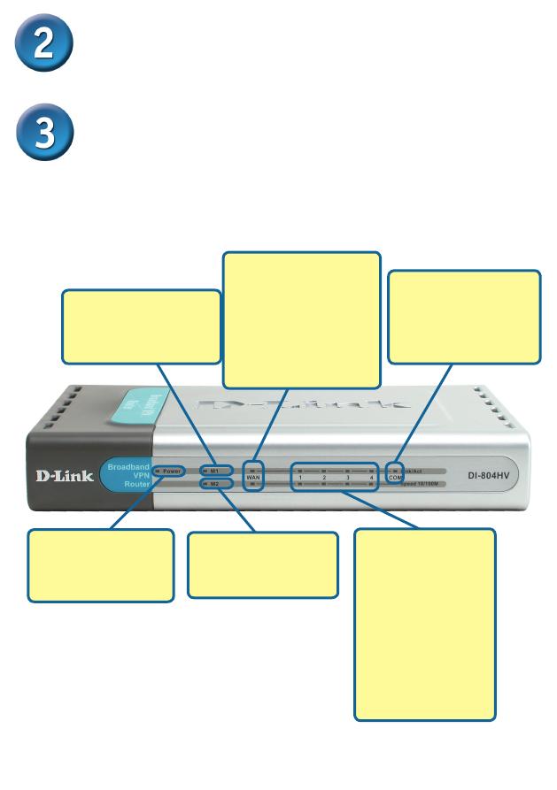 D Link Di 804hv Инструкция - фото 2