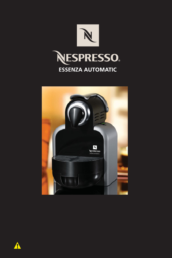 delonghi nespresso essenza automatic. Black Bedroom Furniture Sets. Home Design Ideas