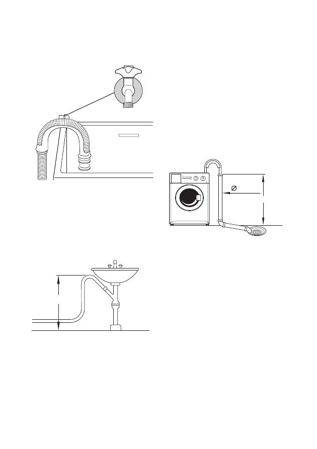 Electrolux Ewc 1150 инструкция на русском - фото 11