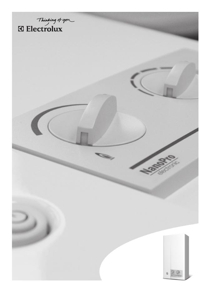 Инструкция по эксплуатации электролюкс gwh 250l бесплатно