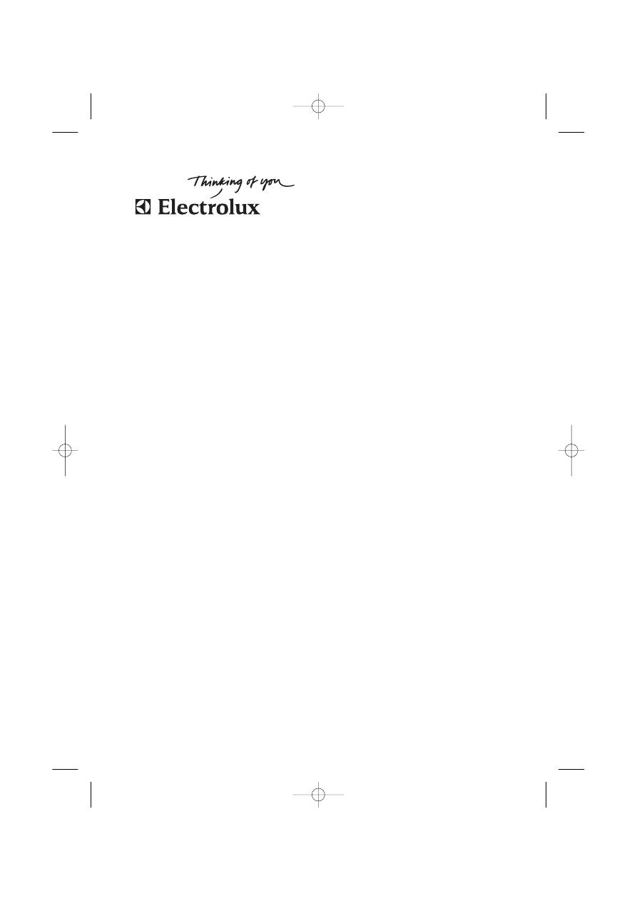 инструкция electrolux 16781