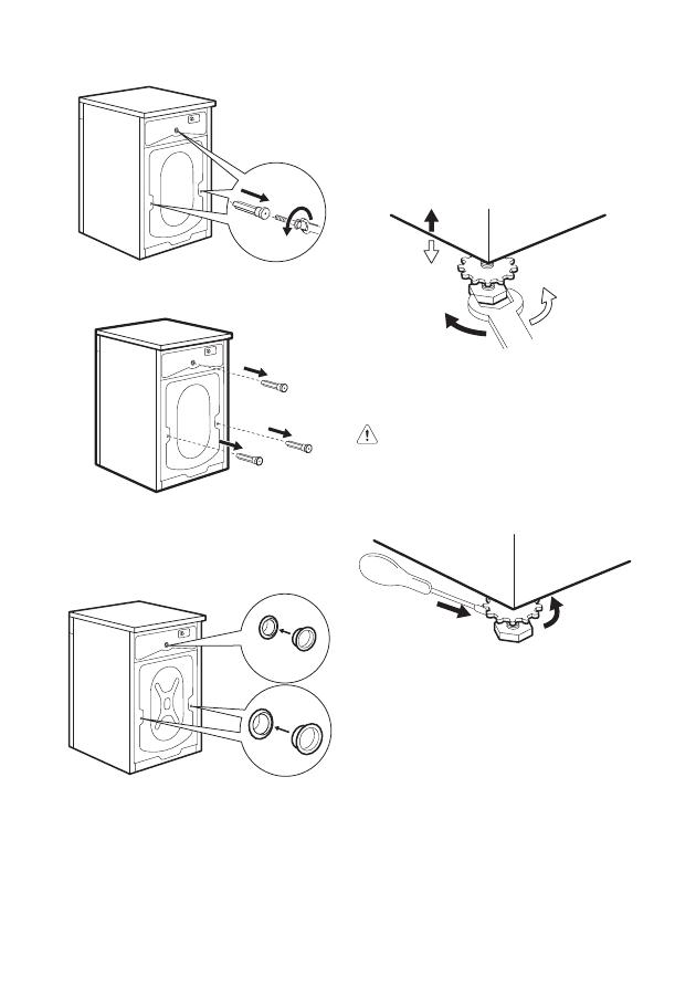Electrolux Ewx 147410 W инструкция - фото 8