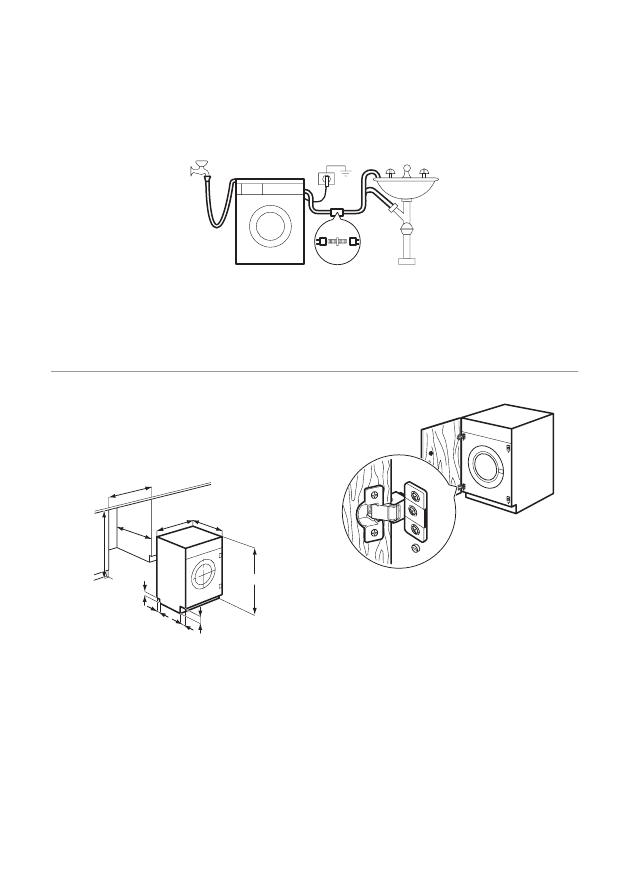 Electrolux Ewx 147410 W инструкция - фото 7