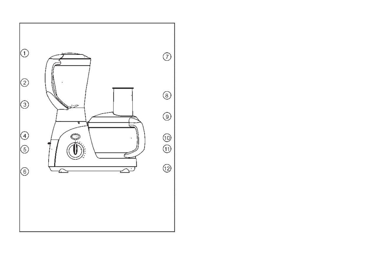 Отзыв о кухонный комбайн elenberg fp-426   я его купила, чтоб все.