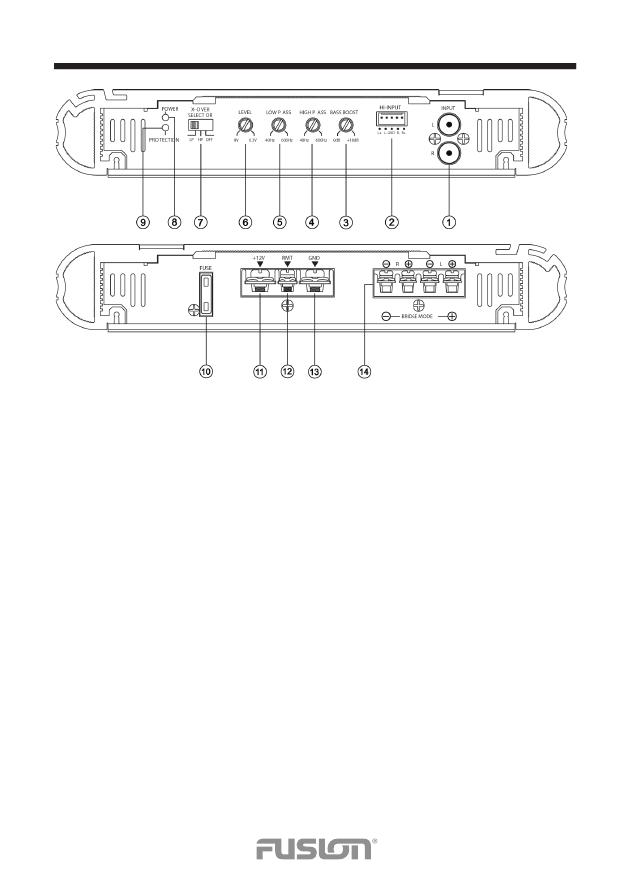 Fusion fbs 602 инструкция