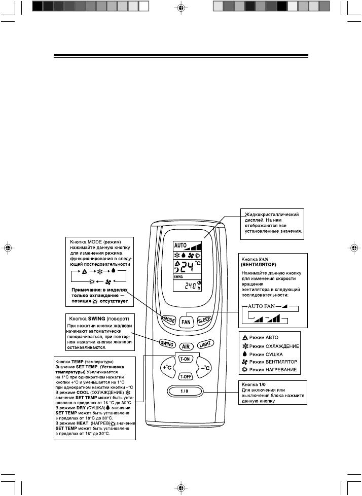 Инструкция Gree Kcd 25 C1a