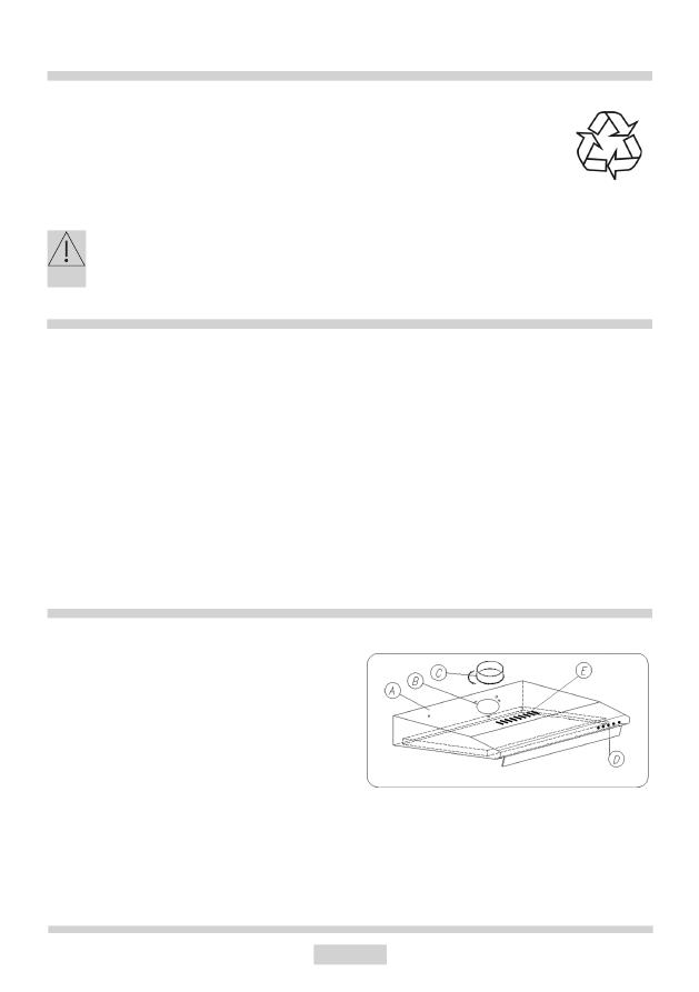 вытяжка Hansa Osc 521 H инструкция - фото 9