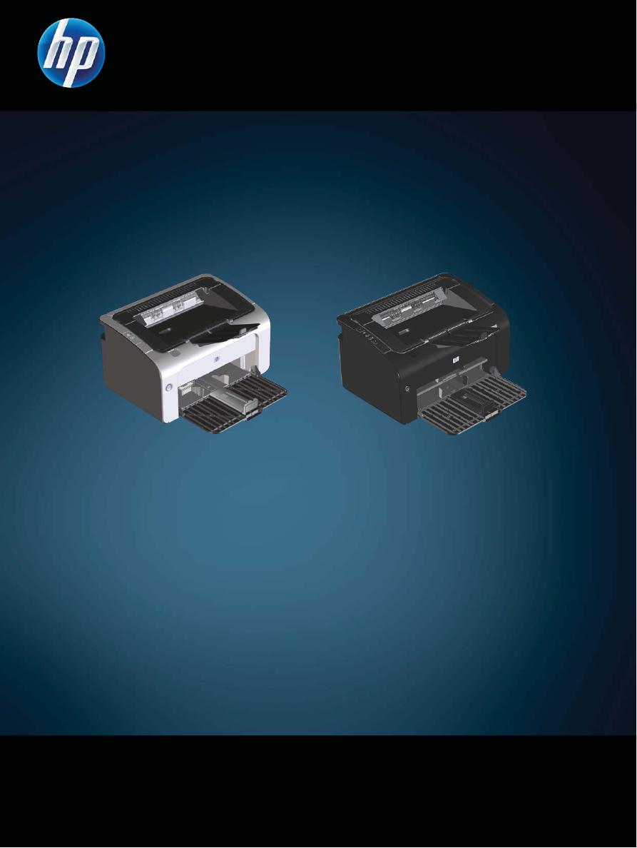 принтер hp laserjet pro p1102w инструкция
