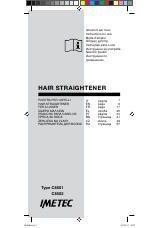 Imetec Sensuij Mc1 200.Manual Zdorove Gigiena Imetec Relaxy Intellisense Matress Cover