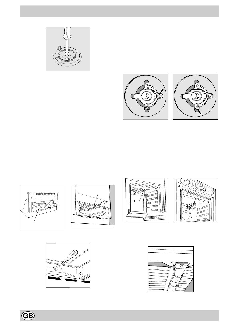 [Страница 18 60]  Руководство Плита INDESIT K343 GS R
