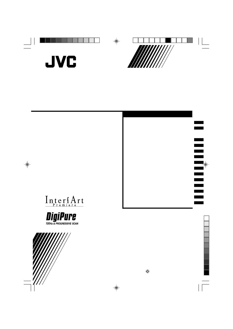 телевизор jvc super multi 21 по эксплуатации руководство
