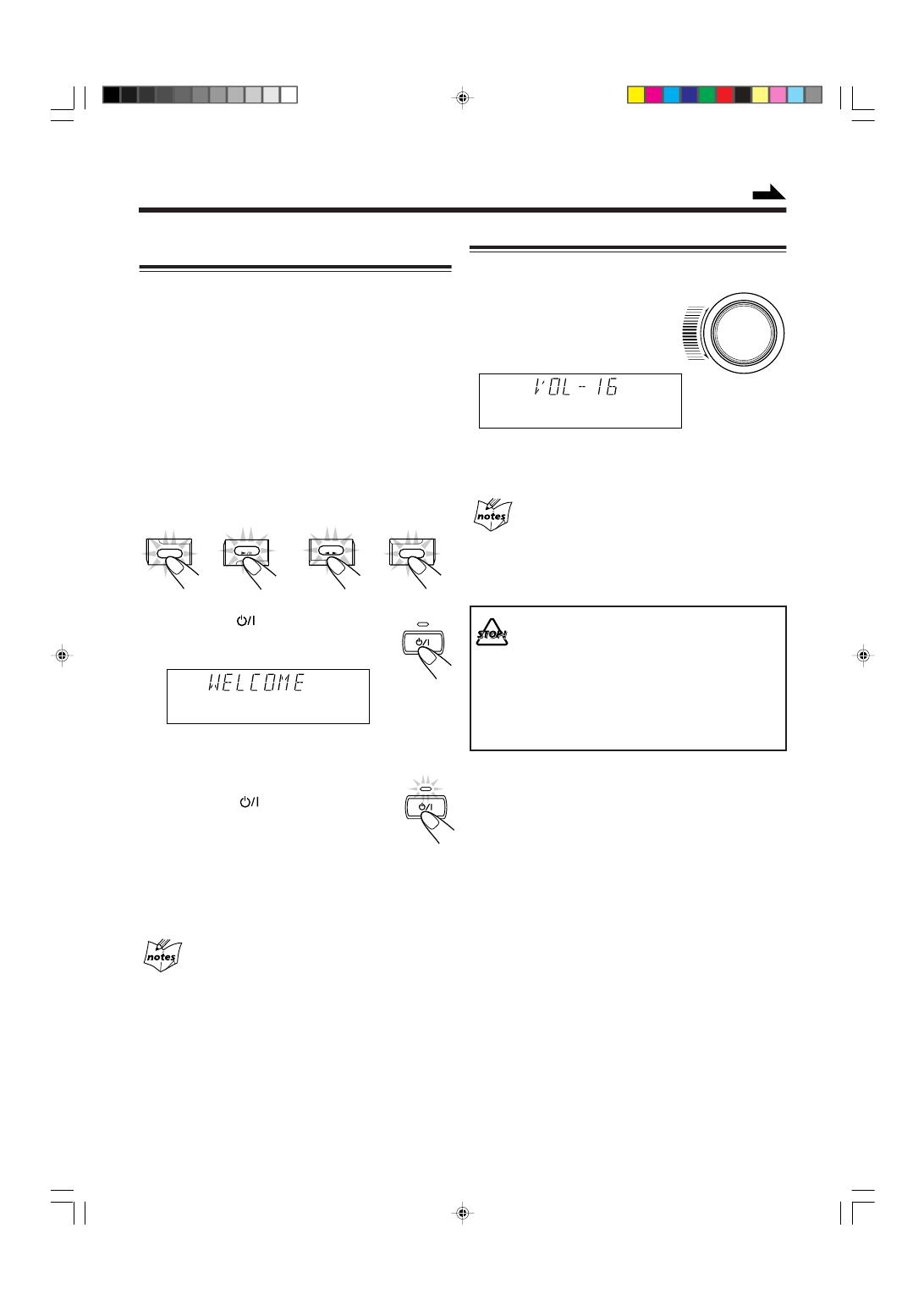 Инструкция музыкального центра jvc