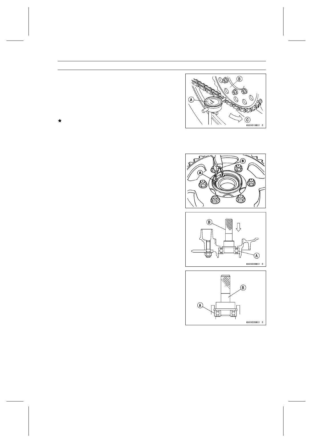 Страница 411 613] Руководство пользователя Мотоцикл kawasaki  zx1200 wiring diagram #33
