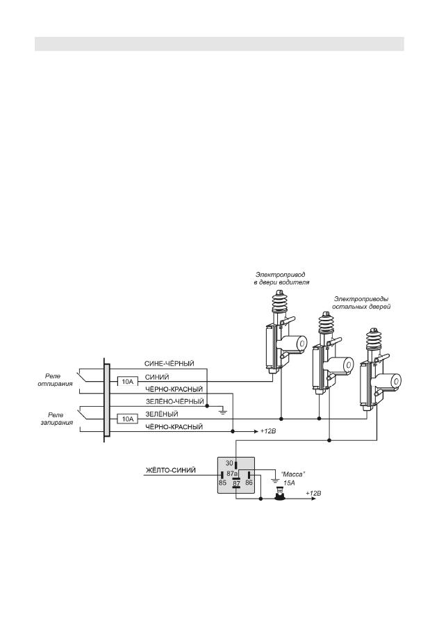 автосигнализация кгб Tfx 5 инструкция по эксплуатации - фото 11