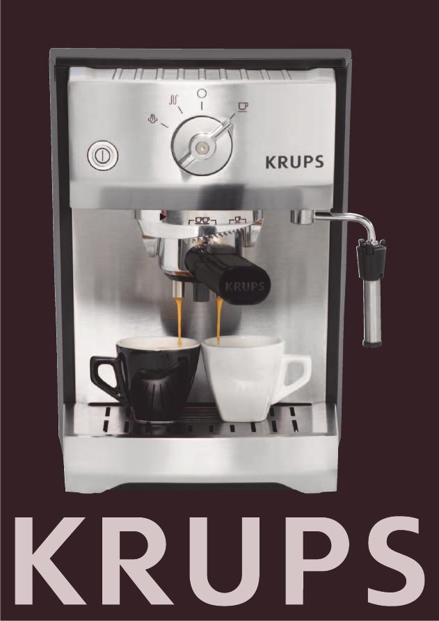 Krups Coffee Maker Xp 5200 : ??????????? ????????????: ????????? KRUPS XP 5200