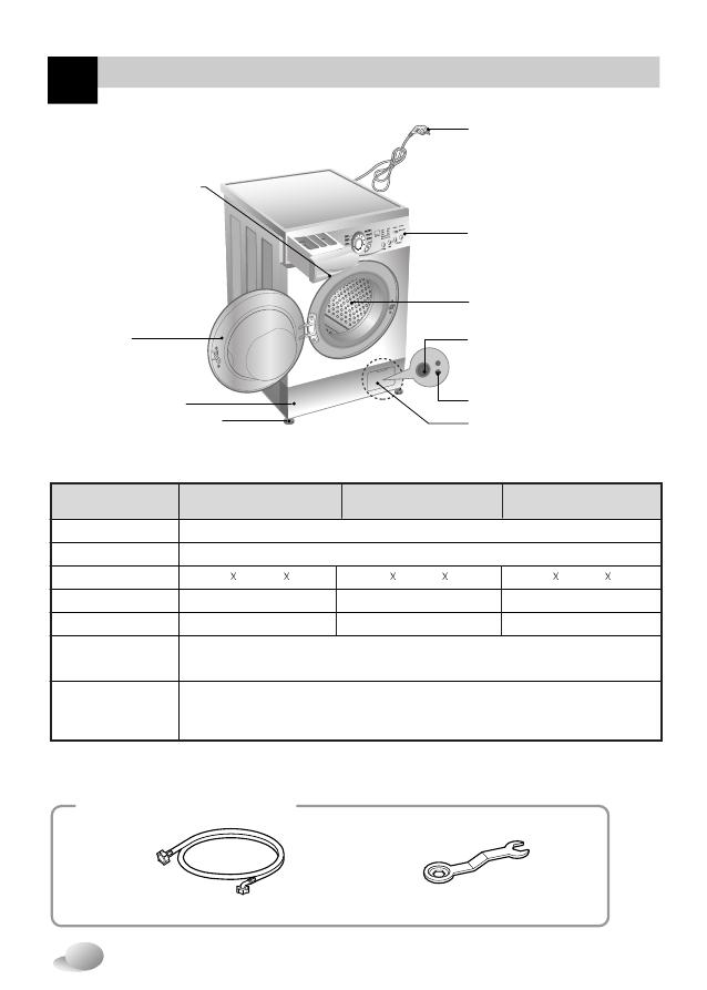 стиральная машина Lg Wd 80192n инструкция - фото 4