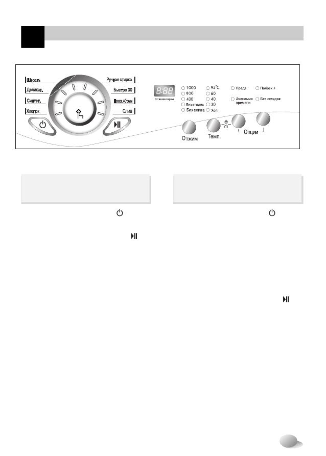 стиральная машина Lg Wd 80192n инструкция - фото 2