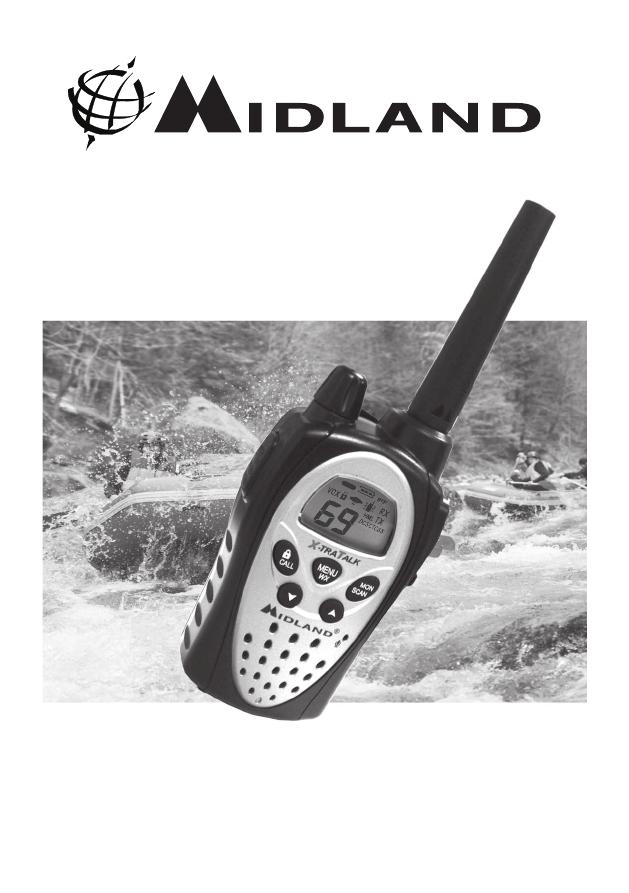 рация midland gxt-900 инструкция