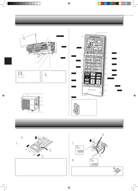 инструкция на mitsubishi msc 20